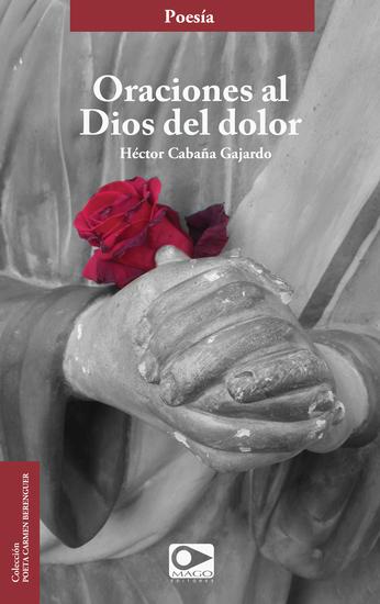 Oraciones al dios del dolor - cover