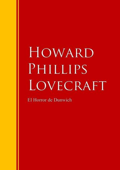 El Horror de Dunwich (texto completo con índice activo) - cover