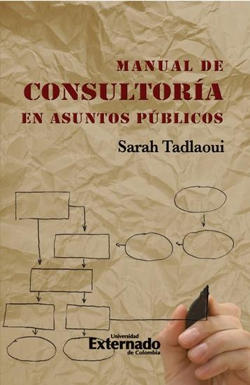 Manual de consultoría en asuntos públicos - cover