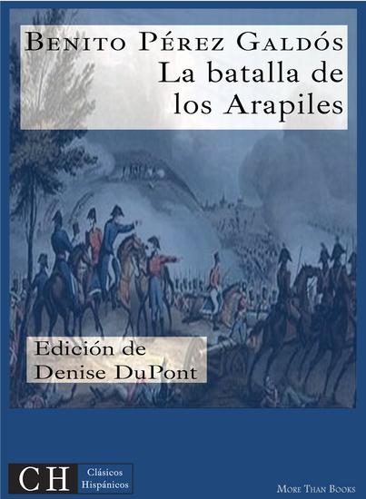 La batalla de los Arapiles - cover
