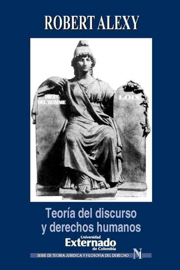 Teoría del discurso y derechos humanos - cover