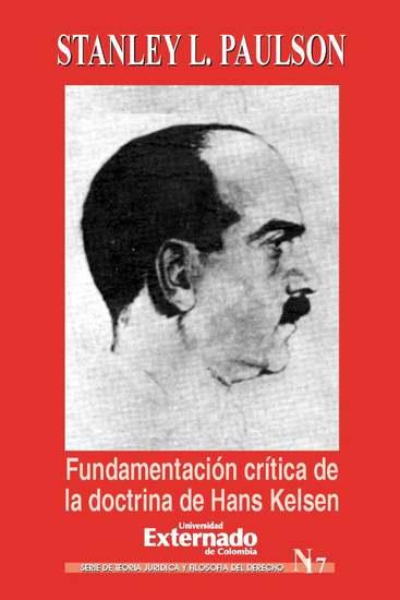 Fundamentación critica de la doctrina de Hans Kelsen - cover