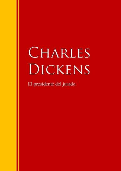 El presidente del jurado - Biblioteca de Grandes Escritores - cover