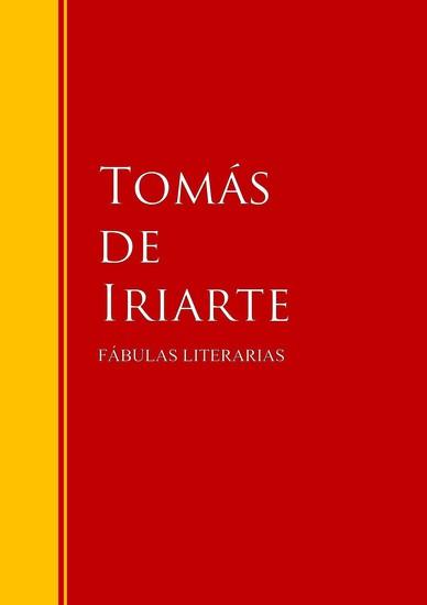 FÁBULAS LITERARIAS - Biblioteca de Grandes Escritores - cover
