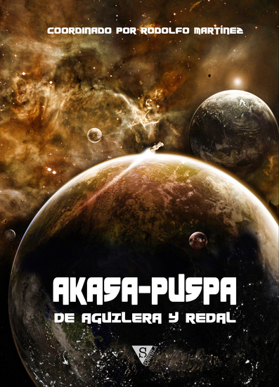 Akasa-Puspa de Aguilera y Redal - cover