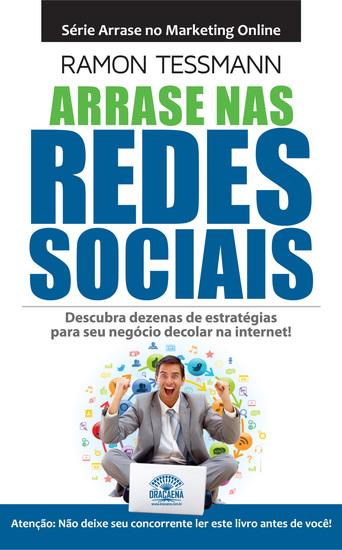 Arrase nas Redes Sociais - cover