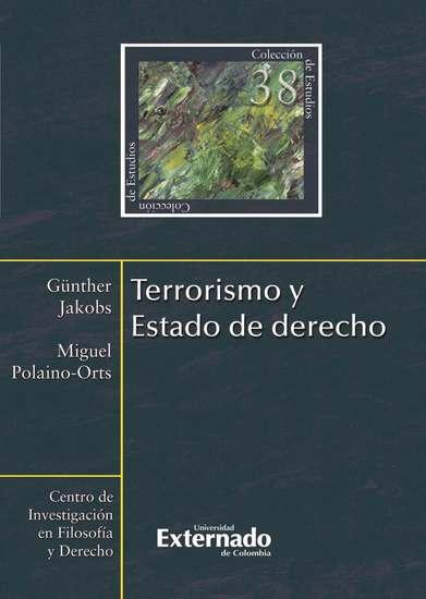 Terrorismo y Estado de derecho - cover