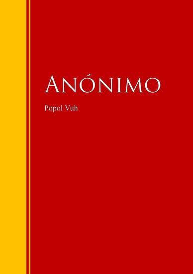Popol Vuh - Biblioteca de Grandes Escritores - cover