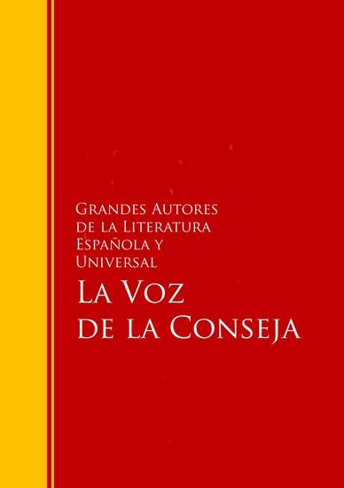 La Voz de la Conseja - Biblioteca de Grandes Escritores - cover