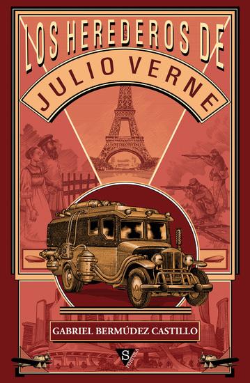 Los herederos de Julio Verne - cover