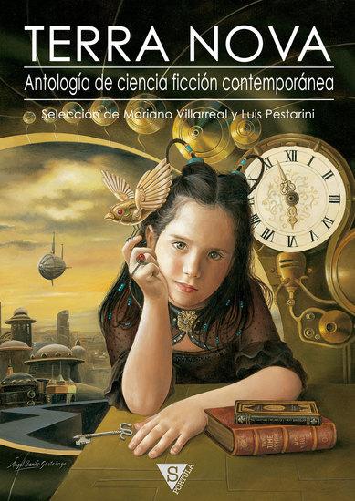 Terra Nova Antología de Ciencia Ficción Contemporánea - cover