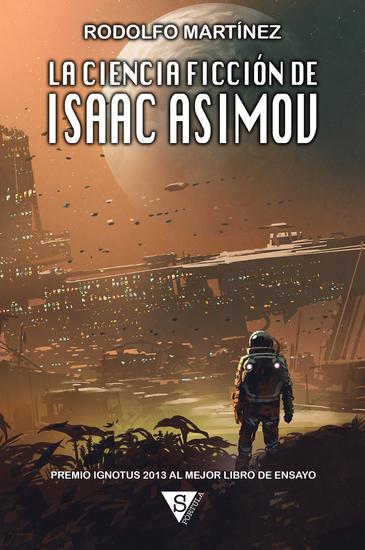 La ciencia ficción de Isaac Asimov - cover