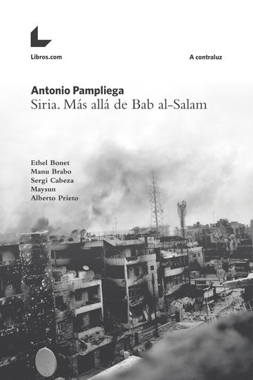 Siria Más allá de Bab al-Salam - cover
