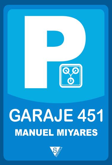Garaje 451 - cover