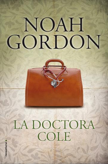 La doctora Cole - cover