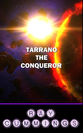 Tarrano the Conqueror - cover