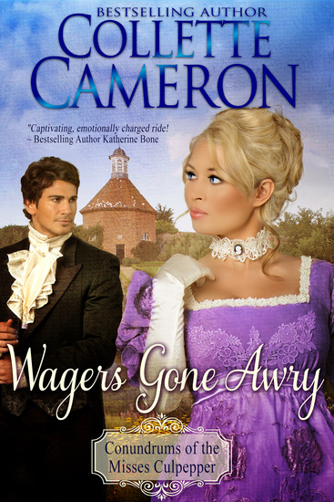 Wagers Gone Awry - cover