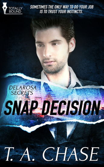 Snap Decision - cover