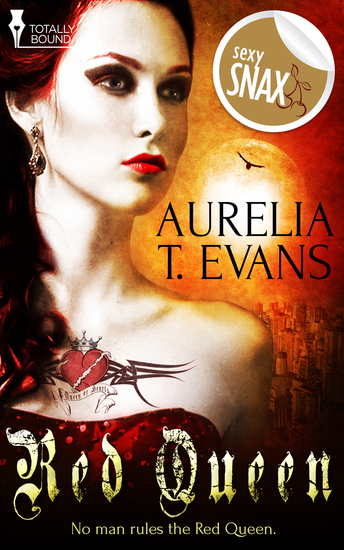 Red Queen - cover