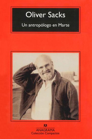 Un antropólogo en Marte - Siete relatos paradójicos - cover