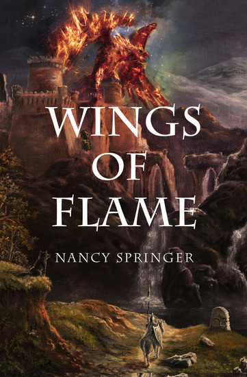Wings of Flame - cover