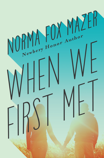 When We First Met - cover