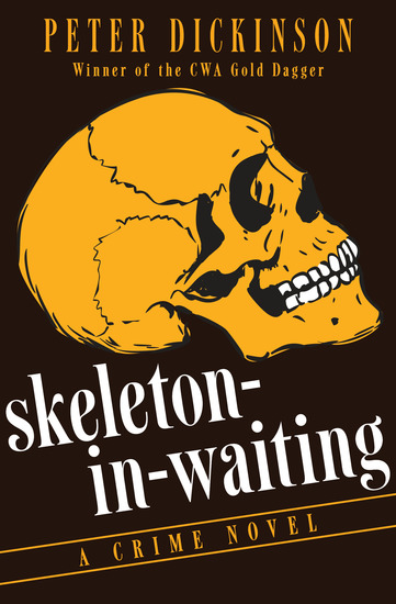 Skeleton-in-Waiting - A Crime Novel - cover