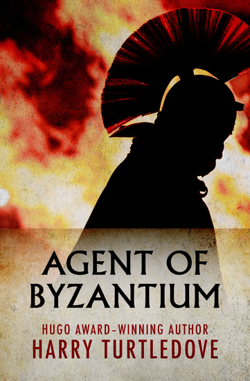 Agent of Byzantium - cover