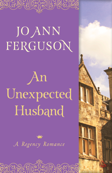 An Unexpected Husband - A Regency Romance - cover