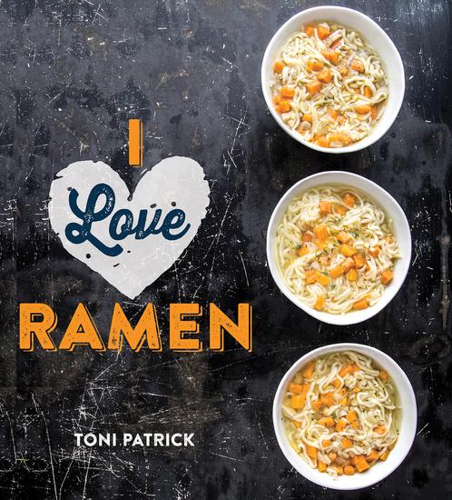 I Love Ramen - cover