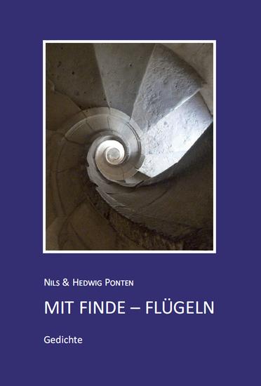 Mit Finde-Flügeln - Gedichte - cover