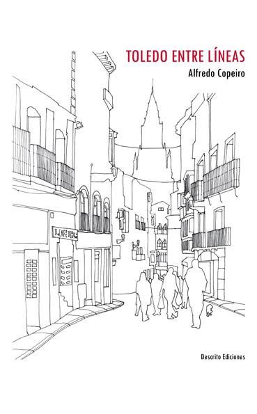 Toledo entre líneas - cover
