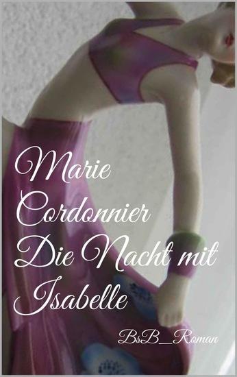 Die Nacht mit Isabelle - BsB_Roman - cover