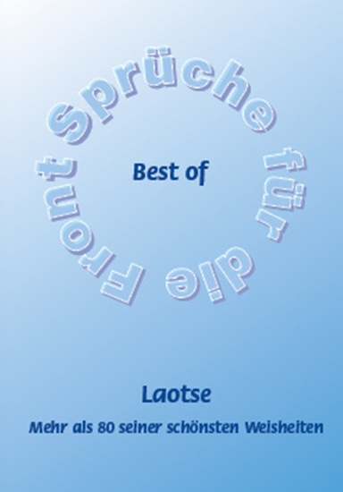 Best of Laotse - Mehr als 80 seiner schönsten Weisheiten - cover