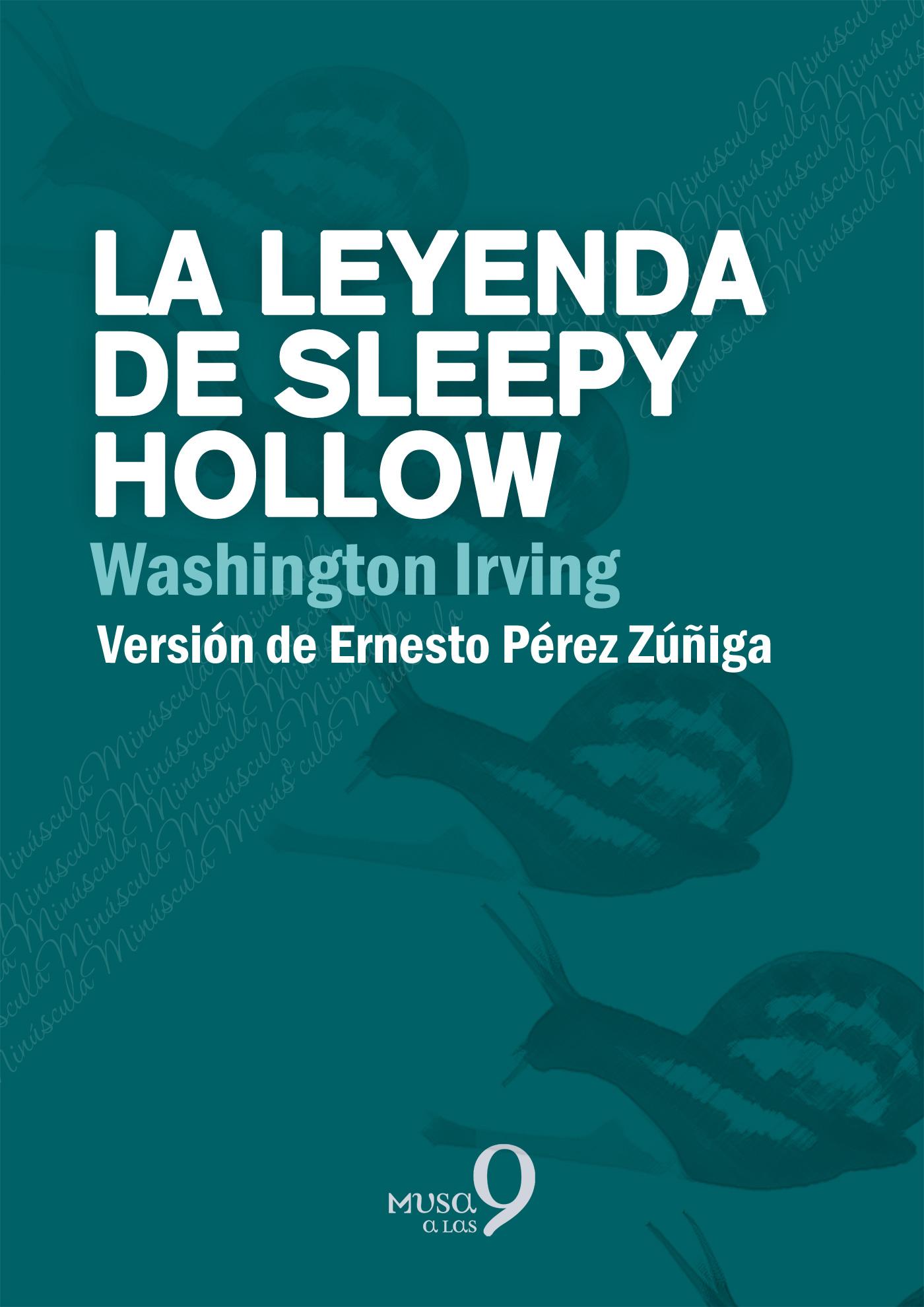 La leyenda de Sleepy Hollow - cover
