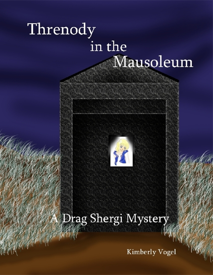 Threnody in the Mausoleum: A Drag Shergi Mystery - cover