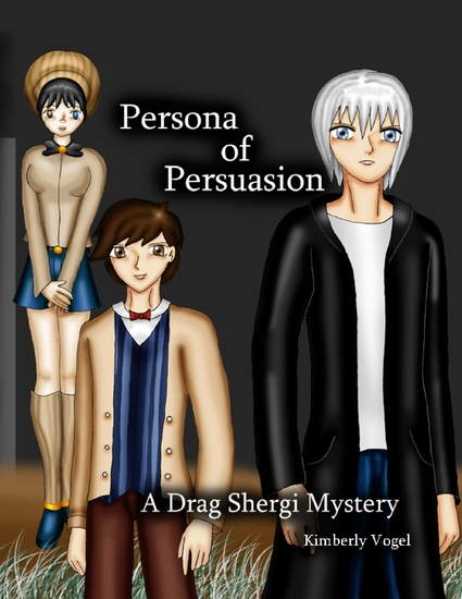 Persona of Persuasion: A Drag Shergi Mystery - cover