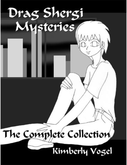 Drag Shergi Mysteries: The Complete Collection - cover