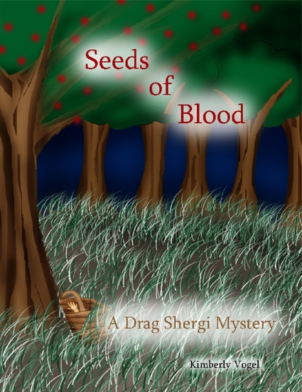 Seeds of Blood: A Drag Shergi Mystery - cover