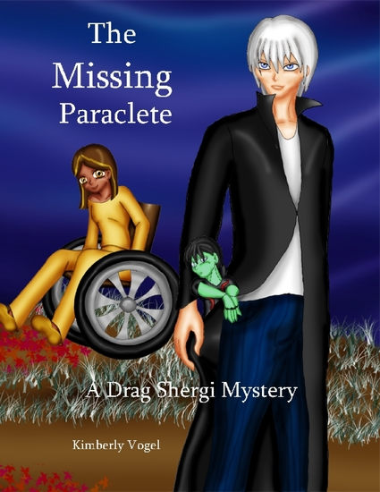 The Missing Paraclete: A Drag Shergi Mystery - cover