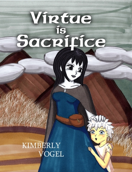 Virtue Is Sacrifice - cover