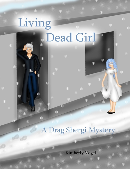 Living Dead Girl: A Drag Shergi Mystery - cover