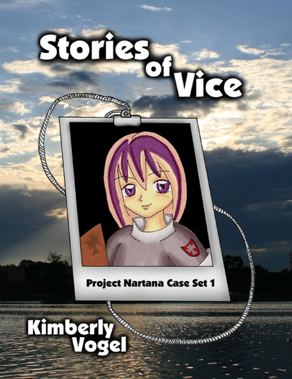 Stories of Vice: Project Nartana Case Set 1 - cover