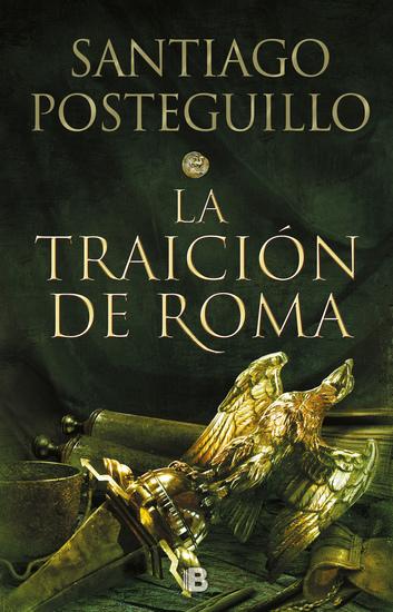 La traición de Roma - cover