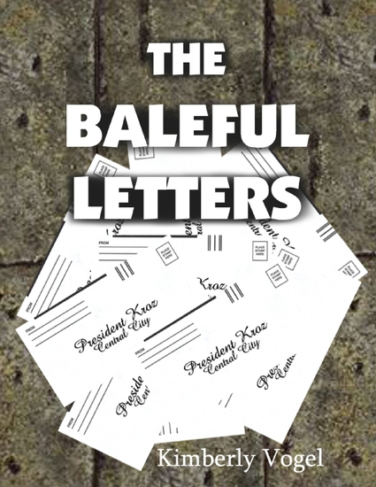 The Baleful Letters - cover