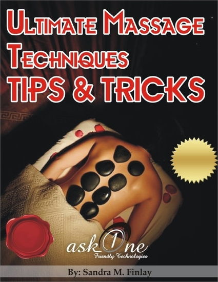 Ultimate Massage Techniques Tips & Tricks - cover