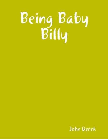 Being Baby Billy - cover