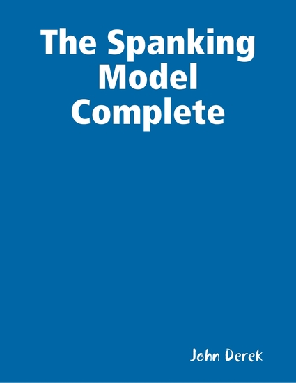 The Spanking Model Complete - cover