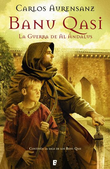 Banu Qasi La guerra de Al Ándalus - cover