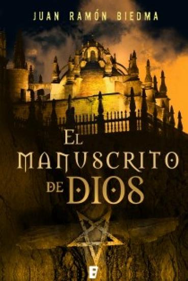 El manuscrito de Dios - cover
